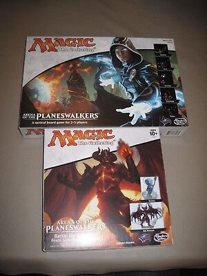 Magic The Gathering Arena of the Planeswalkers & Battle for Zendikar Board Game