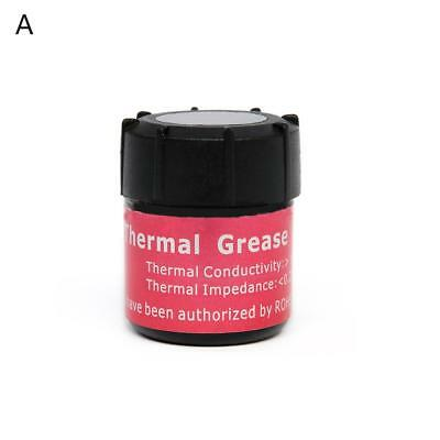 1pc Thermal Grease Paste Compound Silicone For CPU Heatsink Heat Sink Tube