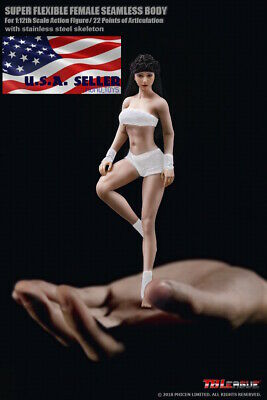 "TBLeague PHICEN 1/12 Female Seamless Body PHMB2018-T01A Barbie Figure 6"" ❶USA❶"