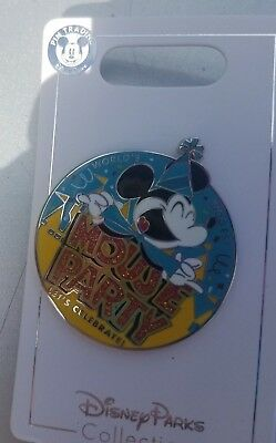 Disney Pin Mickey's 90th Birthday World's Biggest Mouse Party Open Edition 2019