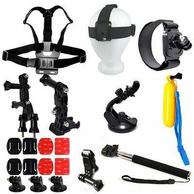 23 in 1 Handlebar Mount Octopus Tripod Kit Accessories For GoPro HERO 3 4
