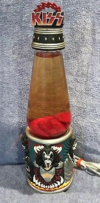 KISS Limited Edition Lava Lamp