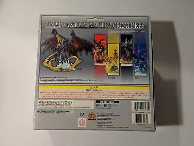 Final Fantasy: Master Creatures Series 1 Bahamut PVC Square Enix (FROM JAPAN)