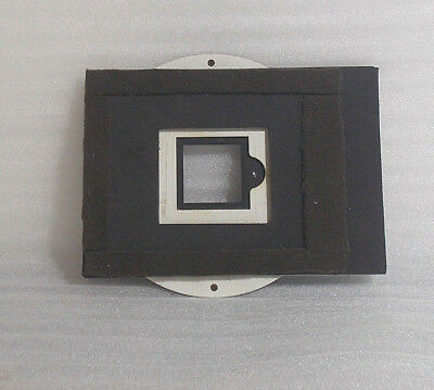 OMEGA D5/D5-XL  ENLARGER PARTS-- 35mm MOUNTED TRANSPARENCY CARRIER. - 1 PART