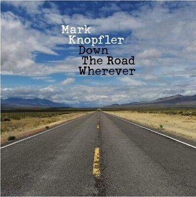 Mark Knopfler - Down The Road Wherever 602577051401 (CD Used Very Good)