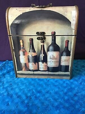 Wine Bottle Carrier/ Storage