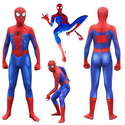 DFYM Spider-Man Homecoming Peter Parker Spiderman Cosplay Costume
