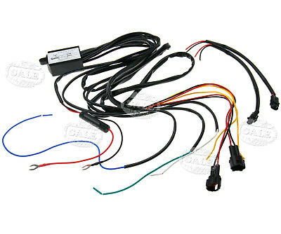High Quality Drl Relay Wiring Harness Multifunction Dc 12v
