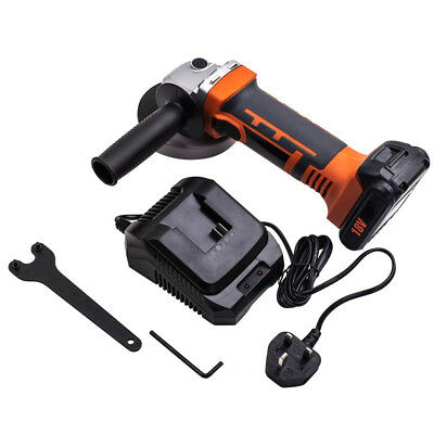 """HEAVY DUTY SILVERLINE 800W 4.5"""" 115MM Spindle M14 ELECTRIC ANGLE GRINDER SCBUK"""