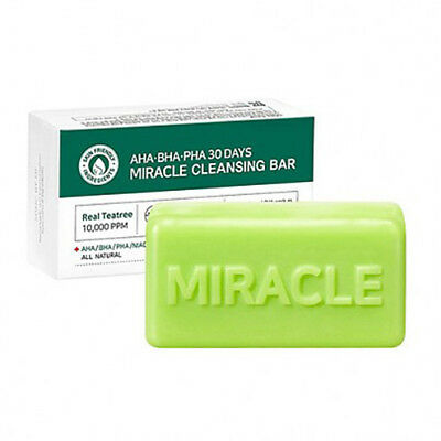 [SOME BY MI] AHA BHA PHA 30 Days Miracle Cleansing Bar 106g / SOMEBYMI