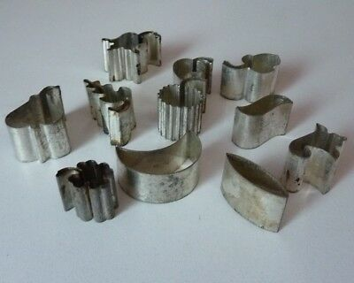 Vintage Miniature Pastry Cutters