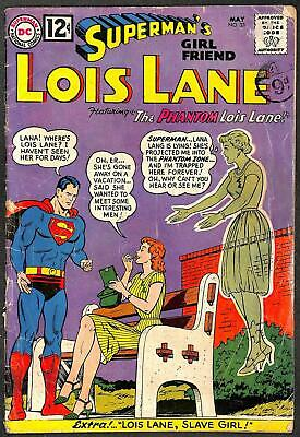Superman's Girl Friend Lois Lane #33 PR