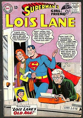 Superman's Girl Friend Lois Lane #40 GD