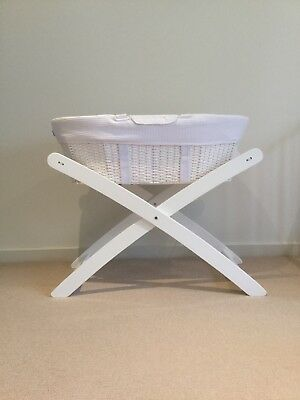 Childcare Moses Basket & Stand