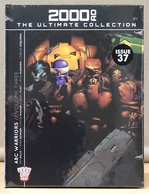 2000AD Ultimate Collection Issue 37 - ABC Warriors Volume Three  *NEW & SEALED*