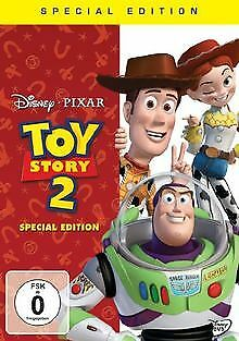 Toy Story 2 [Special Edition] by John Lasseter, Ash Br... | DVD | condition good
