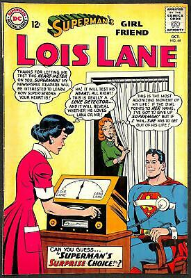 Superman's Girl Friend Lois Lane #44 VG