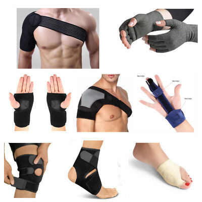 Ankle Arch Finger Support Strap Wrap Plantar Brace Foot Pain Relief Anti-strain