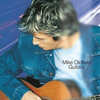 Mike Oldfield: Guitars (180g) Vinyl