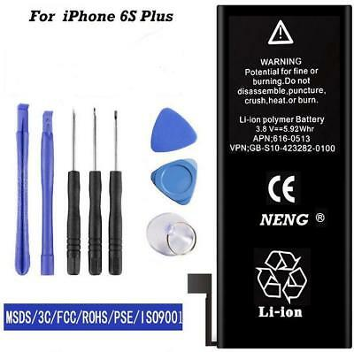 Details Original Internal Li-ion Battery for iPhone 5 5s 6 6s 6S Plus 7 + Tools