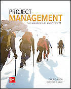 Project Management: The Managerial Process (7th Ed.)  by Larson, Larson & Gray