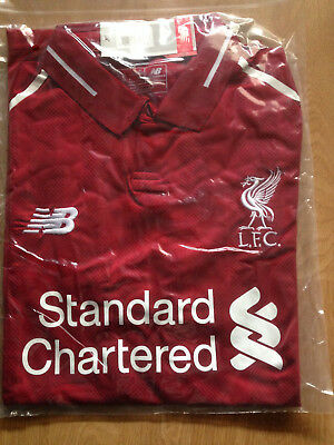 Liverpool Home Shirt 2018/19 Brand New With Tags, Size L