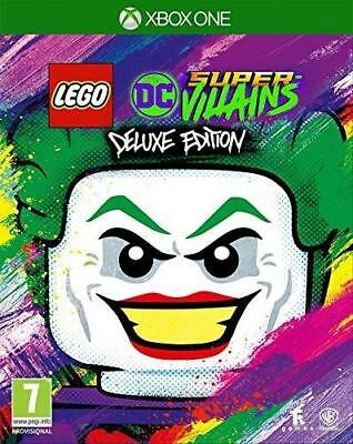 Lego Dc Super-Vilains: Deluxe Edition Warner Bros