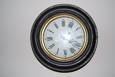 lovely old french school/kitchen clock