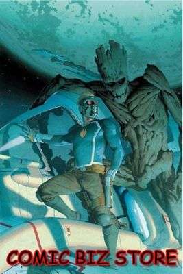 Guardians Of The Galaxy #1 (2019) 1St Printing Scarce 1:50 Ribic Variant Cover
