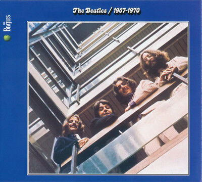 CD  The Beatles ‎– 1967-1970 - Apple Records ‎– 509999 06747 2 3 -  REMASTERED