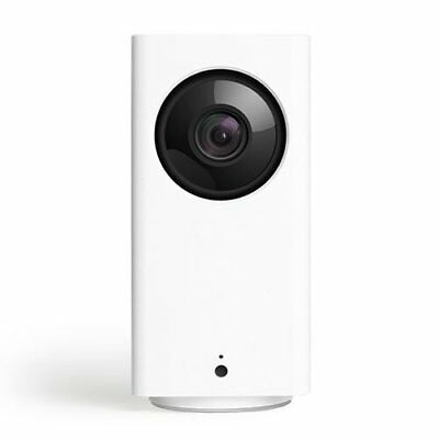 Wi-Fi Indoor Smart Home Camera with Night Vision and 2-Way Audio 1080p PTZ