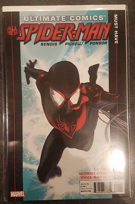 Marvel Must Have - Ultimate Spider-Man Collecting Issues #1-3 - Miles Morales