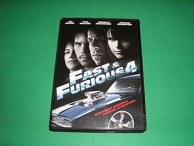 "DVD,""FAST and FURIOUS 4"",vin diesel,paul walker,michelle rodriguez,j brewster"