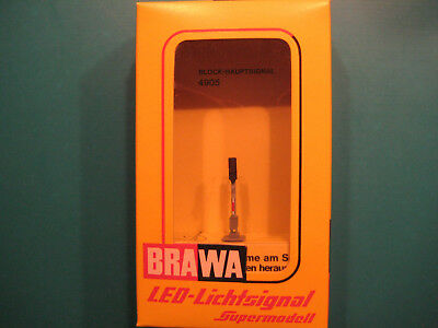 BRAWA LED Block Hauptsignal 4905