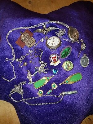 Antique And Vintage Jewellery Job Lot