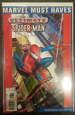 Marvel Must Haves - Ultimate Spider-Man Collecting #1-3