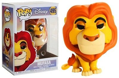 Disney - Pop! - The Lion King - Mufasa - Funko