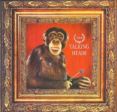 Talking Heads - Naked Lp Vinyl Album Rock, Folk Rock, World & Country