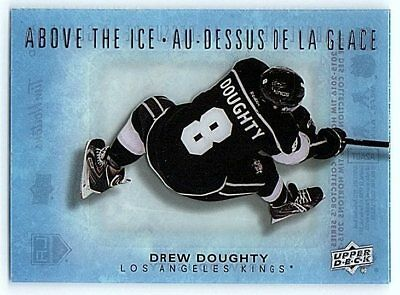 2015-16 UD TIM HORTONS ABOVE THE ICE DREW DOUGHTY Insert Card AI-DD Rare Kings