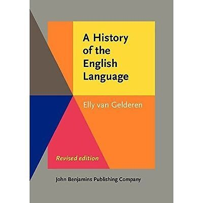 A History of the English Language, Elly van Gelderen (Revised Edition)