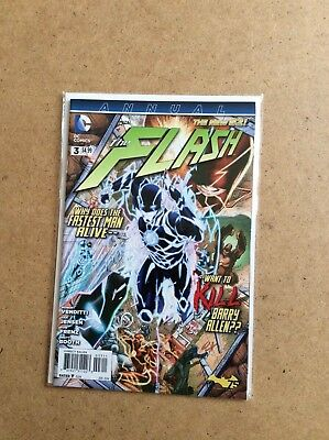 FLASH, VOL 4, ANNUAL	3	DC , 2014	ref B166