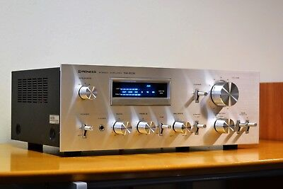 Vintage Pioneer SA-608 Amplifier, Serviced, Excellent Condition