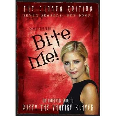 buffy the vampire slayer encyclopedia the ultimate guide to the buffyverse