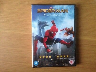 Spider-Man Home Coming DVD new and sealed