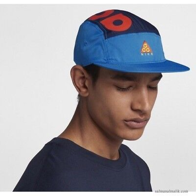 1cc7ead3734 Nike Lab ACG Dry AW84 Strapback Hat Cap AO2104 All Conditions Gear QS  Limited Ed