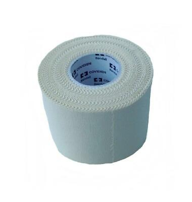 Medical Tape Kendall Waterproof Cloth 2 Inch X 10 Yard Non-Sterile Pack of 6