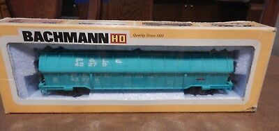 HO Scale Bachmann P&LE 57' Pittsburgh & Lake Erie Cable Dispenser Car NEW In Box