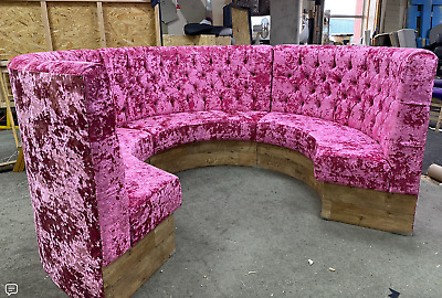 Kitchen Booth Seating Restaurant, Banquette, Bespoke, £85 Per Foot
