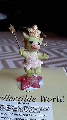 "Real Musgrave Pocket Dragon ""and You Get Three Wishes"" Gorgeous - Exc Cond"