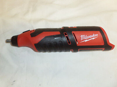 Milwaukee M12 12-Volt Variable Speed Cordless Rotary Tool 2460-20 (Tool-Only)